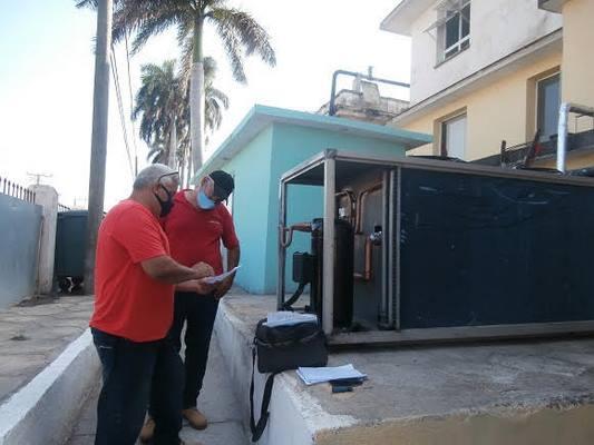 Copextel Camagüey contribuye al funcionamiento de equipos y desafía al bloqueo