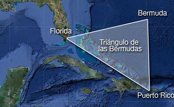 ¿Olas gigantes provocan las desapariciones en Triángulo de las Bermudas?