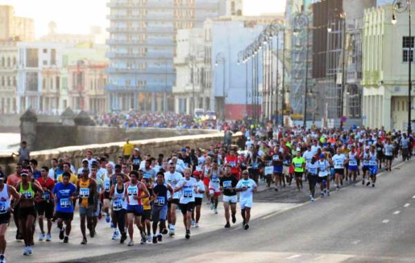 Maracuba, carrera popular por una vida saludable