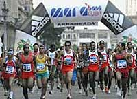 370 Runners from 39 Nations Registered For Marabana