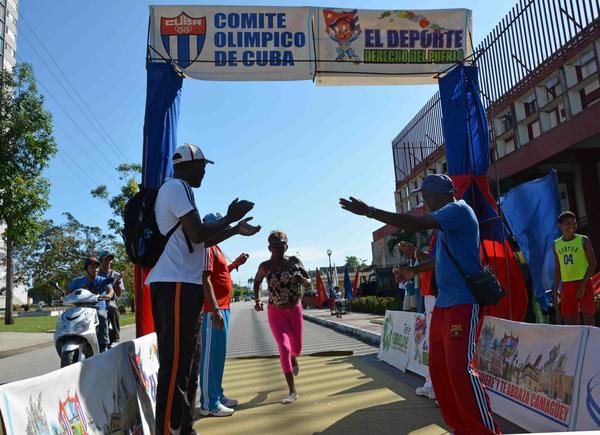 En Camagüey, Maratón popular por aniversario del periódico Adelante (+ Fotos)