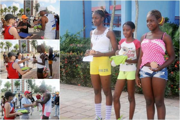 Por los 60 de Adelante volvió la maratón de los camagüeyanos
