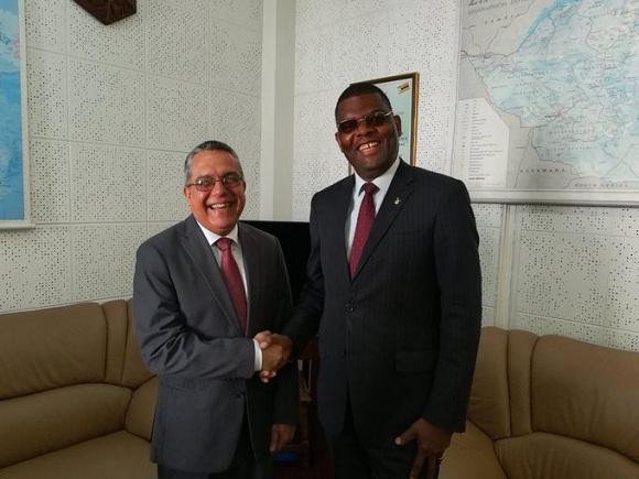 Visita de Viceministro cubano de Exteriores a Zimbabwe constata excelente estado de relaciones diplomáticas