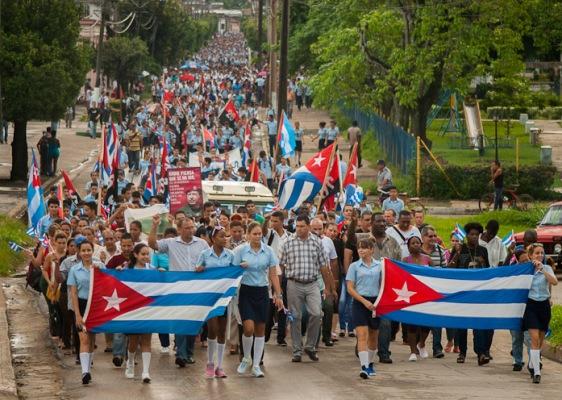 El Camagüey ratifica su lealtad a la Revolución cubana (+ Fotos)