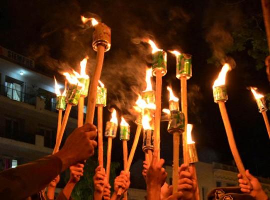 Jóvenes camagüeyanos iluminan el legado de Martí y Fidel