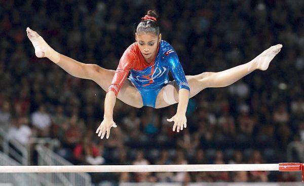 Gimnastas cubanos rumbo a Campeonato Mundial en Montreal