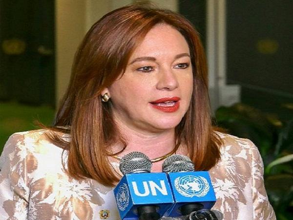 Señala daños a Cuba por medidas de EE.UU. alta directiva de ONU