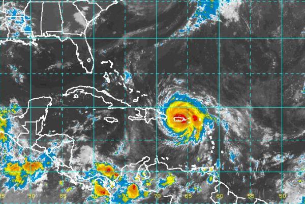 Arrasado Puerto Rico por huracán María