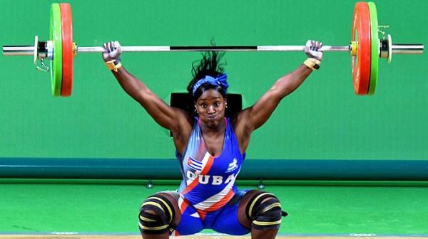 Domina Cuba torneo internacional de levantamiento de pesas