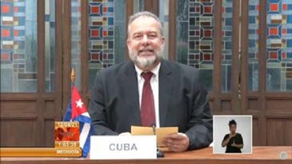 Aboga Primer Ministro de Cuba por transformar desigualdades del mundo actual (+ Video)