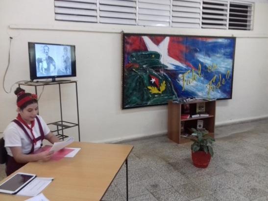 El ideario martiano desde la mirada de las nuevas generaciones de camagüeyanos