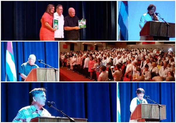 Homenaje en Camagüey a cooperantes que participaron en programa Más Médicos (+ Audio)