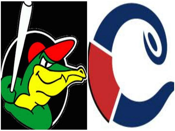 Toros de Camagüey contra Cocodrilos de Matanzas en la pelota nacional