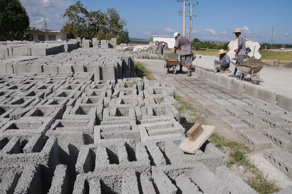 Abren en Camagüey nuevos puntos para la venta de materiales de la construcción