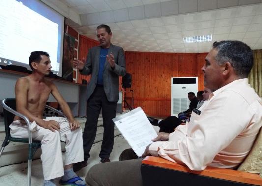 Acoge Camagüey encuentro académico sobre artroscopia de hombro