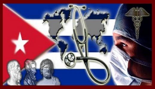 Díaz Canel felicita a galenos cubanos por Día de la Medicina Latinoamericana