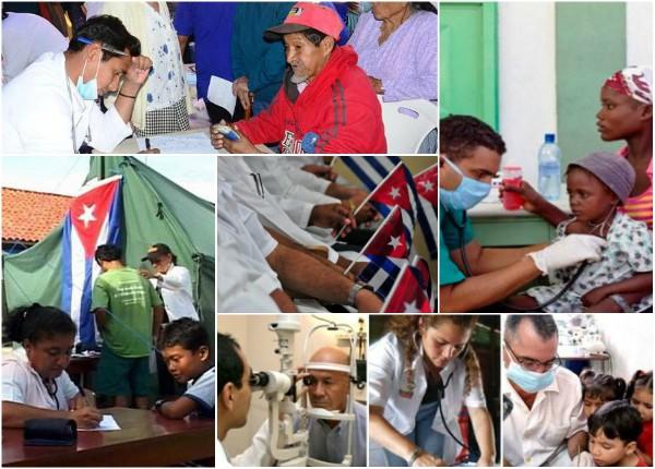 La cruzada de Estados Unidos contra la cooperación médica internacional de Cuba
