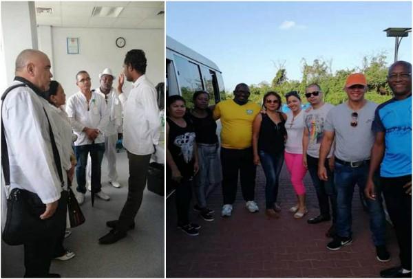 Médicos cubanos llevan servicios de Salud a zonas rurales de Suriname