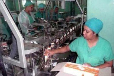 Producción de medicamentos en Cuba limitada por bloqueo de EE.UU.