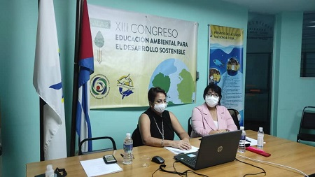 Derecho ambiental en Cuba a debate en convención internacional