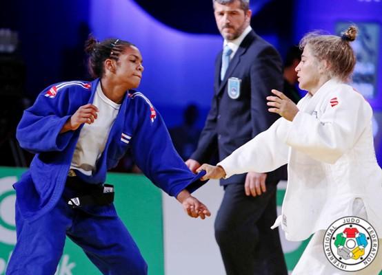 Judocas cubanas consiguen metales bronceados en Mundial juvenil