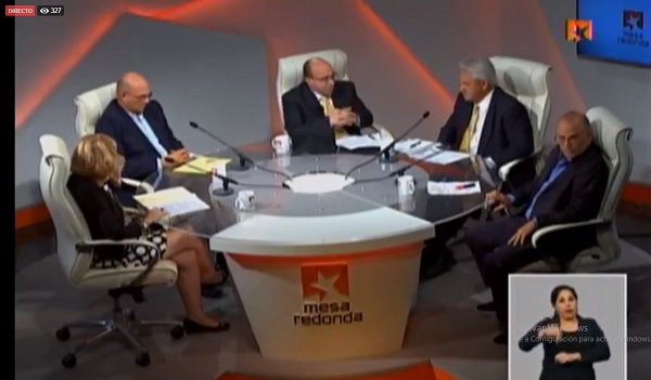 Mesa Redonda: Cuba frente a la Covid-19 (Transmisión en vivo)