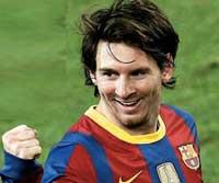 Lionel Messi seguirá jugando con el Barcelona otros cuatro años