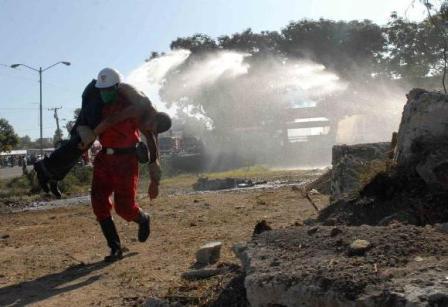 Promueve Camagüey protección civil y reducción de riesgos ante desastres
