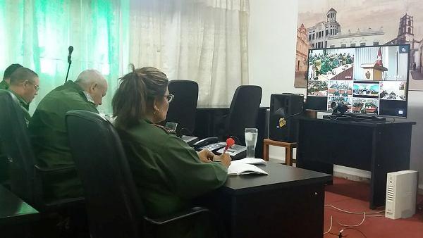 La preparación del pueblo, clave en Ejercicio Meteoro en Camagüey (+Audio)