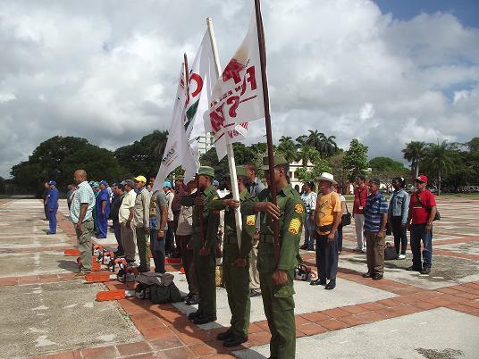Accionan en Cuba para prevenir y mitigar desastres
