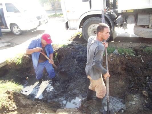 Jornada de higienización en Camagüey como parte del Ejercicio Meteoro (+Fotos)