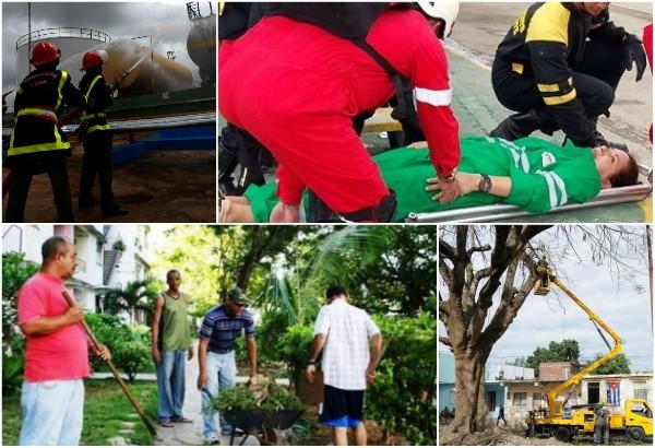 Se preparan los camagüeyanos para el Ejercicio Meteoro 2019