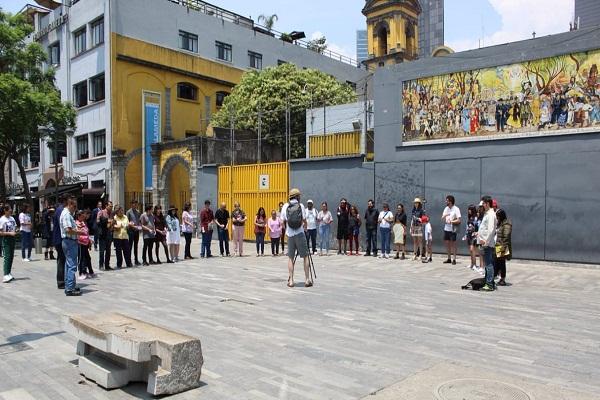 México sin sombras laterales (+Fotos)