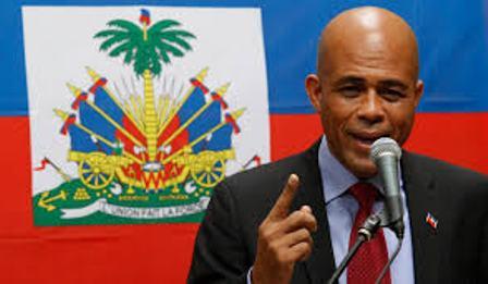 Insta presidente haitiano a elecciones pacíficas