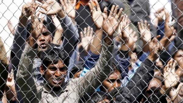 Detenidos en Turquía más de un millar de migrantes indocumentados