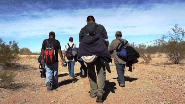 Casi 400 migrantes murieron en frontera México-EE.UU. en 2018