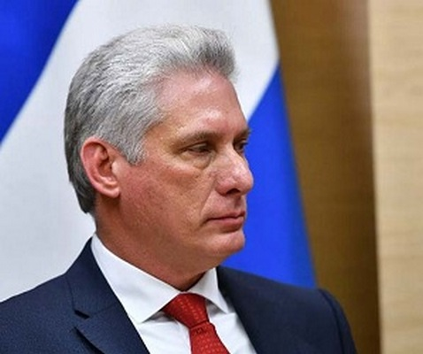 Díaz-Canel reafirma mensaje de paz y respeto para Cuba