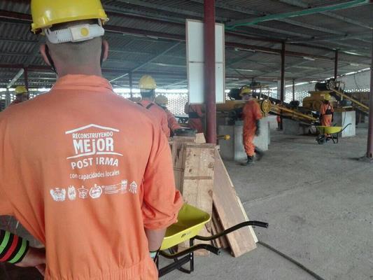 Nuevas minindustrias en Camagüey favorecerán construcción de viviendas (+ Post y Audio)