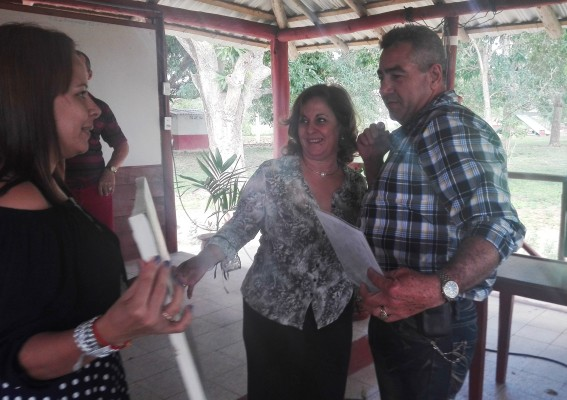 Soulignent visibilité sociale du secteur juridique à Camagüey ( photos)