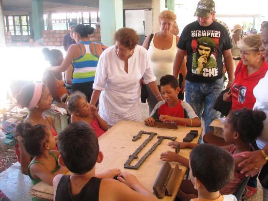 Comprueba Ministra de Educación en Camagüey acciones para continuar el curso escolar (+ Fotos)