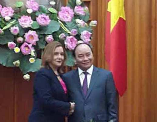 Cuba y Vietnam ratifican interés por ampliar colaboración científica