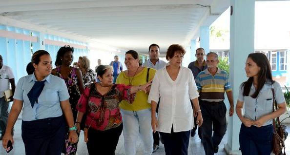Preparada Cuba para Estudio Regional de Calidad de la Educación