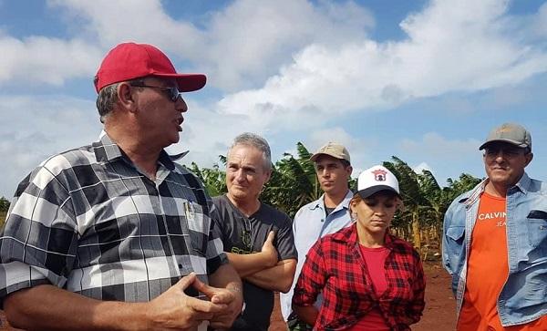 Comprueba en Camagüey Ministro cubano de la Agricultura potencialidades de polo agrícola cubiteño (+ Posts)