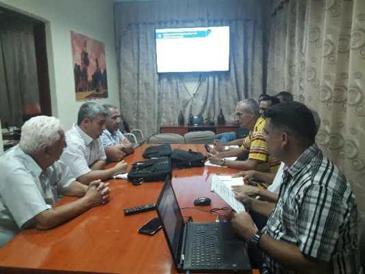 Evalúa Ministro de Comunicaciones de Cuba proceso de informatización en Camagüey