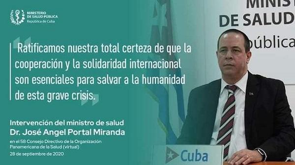 Nada impedirá que Cuba continúe garantizando salud para todos