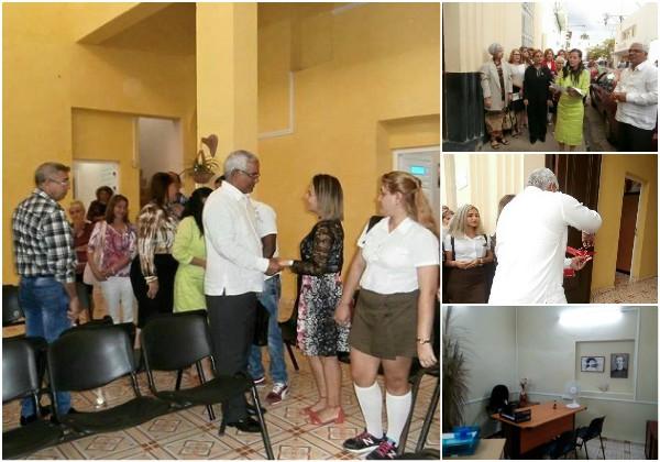 Acondicionada para un mejor servicio al pueblo, reabre en Camagüey unidad notarial