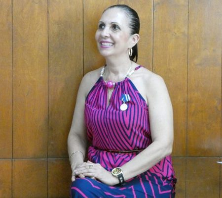 Camagüey´s artist receives a distinction by the National Culture ( Audio)