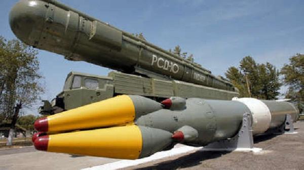 Advierte Rusia sobre despliegue de misiles en países aliados de EE.UU.