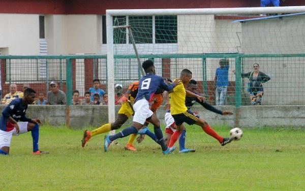 Pierde Camagüey en torneo cubano de Fútbol