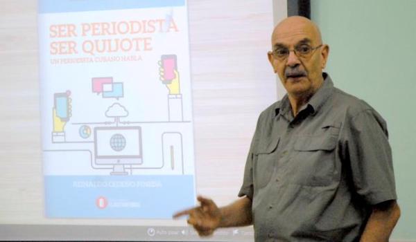 Fallece Antonio Moltó, presidente de la Unión de Periodistas de Cuba